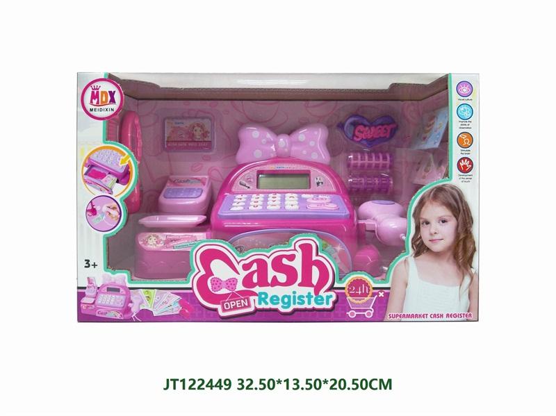 Cash register machine toy  No.JT122449