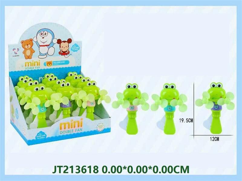 Fan toys-frog  No.JT213618