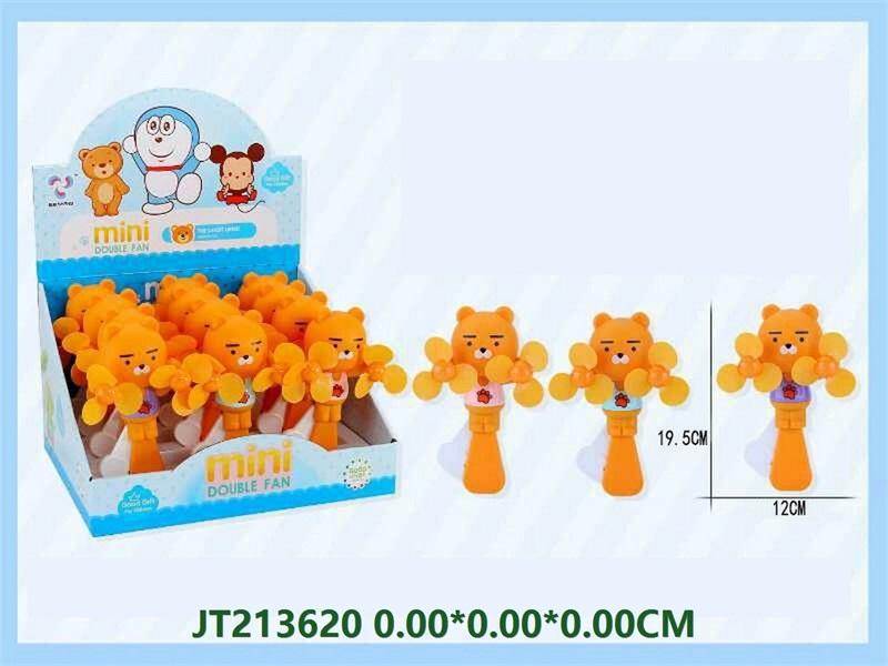 Fan toys-bear  No.JT213620