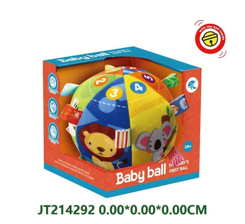 Baby educational play cotton ball  No.JT214292