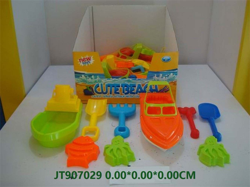 Beach toys-12pcs  No.JT907029