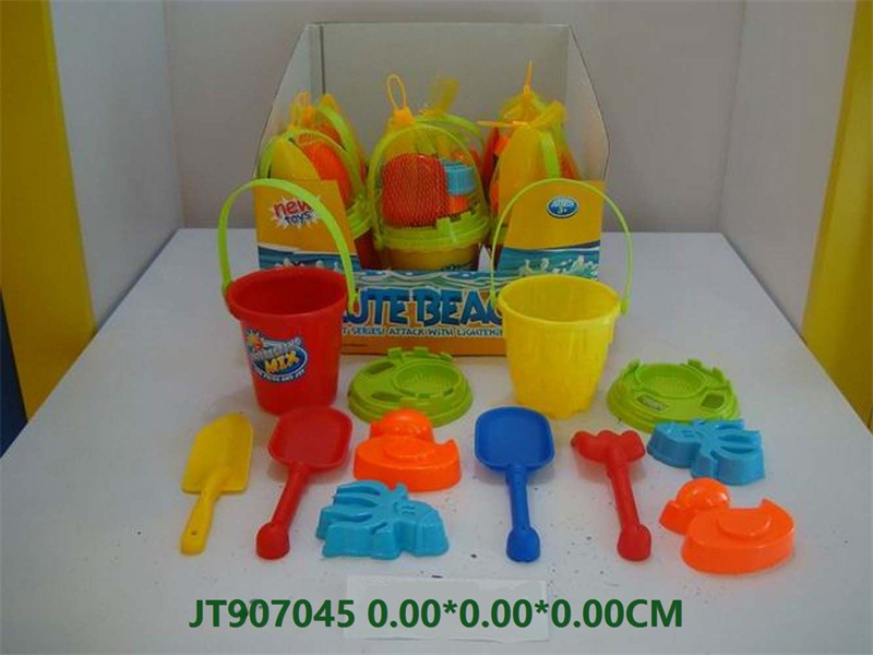 Beach toys-12pcs  No.JT907045