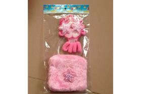 For the girl best gift accessories bag children fashion jewelry set toy No.:513-6