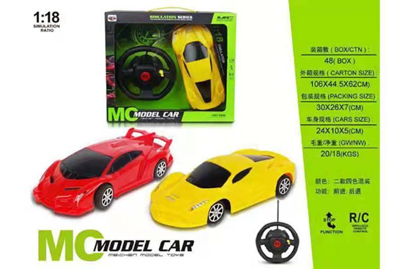 1:18 Remote control RC car toys No.TA258472