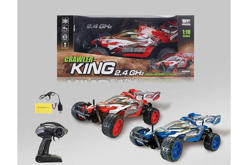 1:10 2.4G 4 channel remote control RC cars included battery No.TA258857