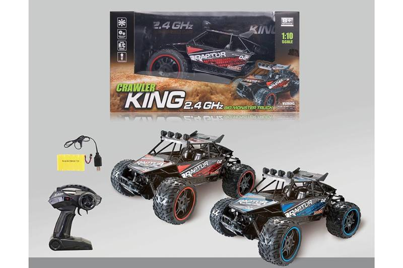 1:10 2.4G 4 channel remote control RC cars included battery No.TA258859