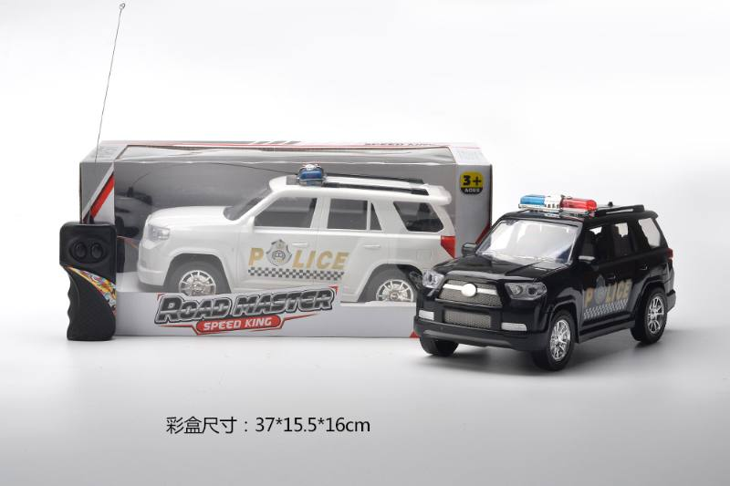 1:14 RC remote control police car toys No.TA259964