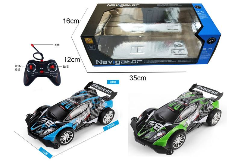 1:16 4 channel RC remote control car high-speed off-road vehicle with lights No.TA260093