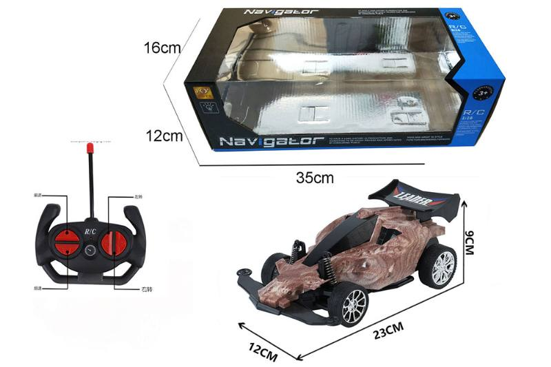 1:16 4 channel RC remote control car four-wheel drive with lights No.TA260102
