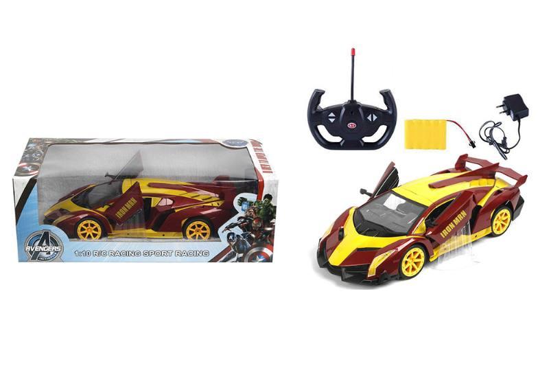 1:10 5-way door remote control car (Bugatti. Convertible) Iron Man NO.TA262166