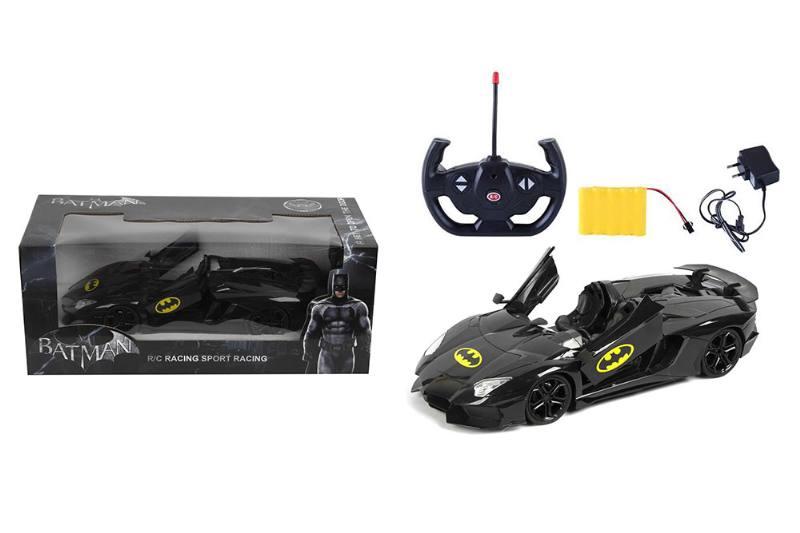 1:12 5-way door remote control car (Lamborghini. Convertible) Batman NO.TA262169
