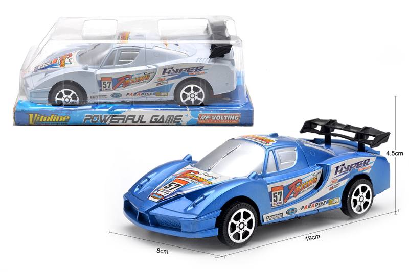 Inertial toy car model friction racing car toys No.TA254588