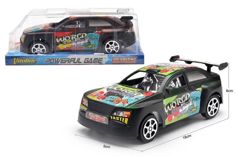 Inertial toy car model friction racing car toys No.TA254592