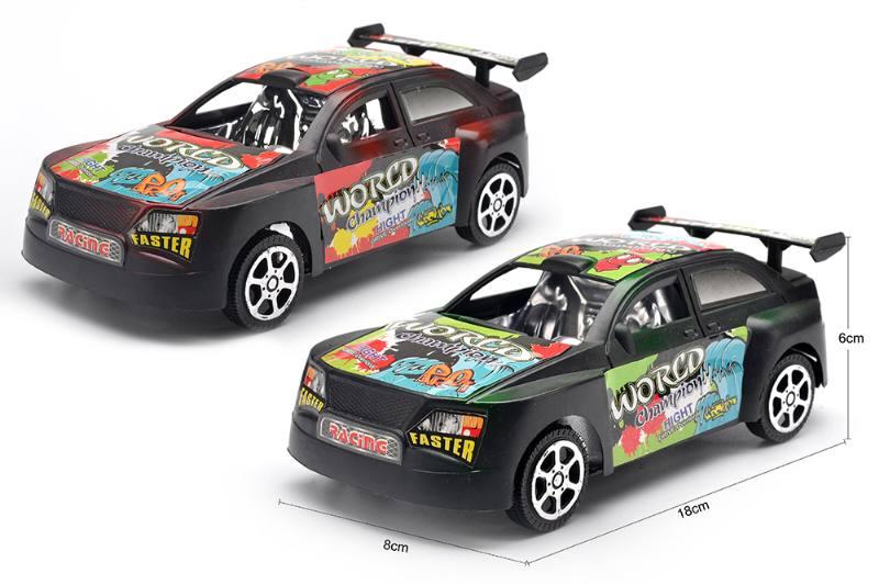 Inertial toy car model friction racing car toys No.TA254593