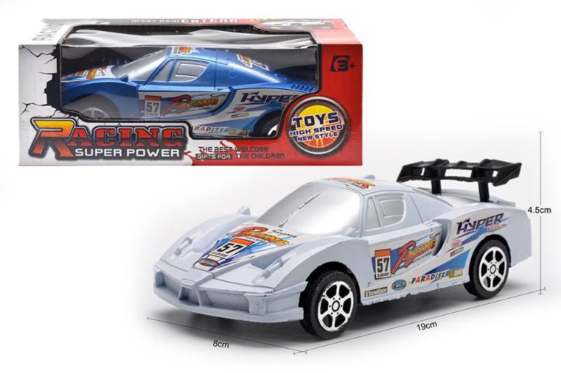 Inertial toy car model friction racing car toys No.TA254597