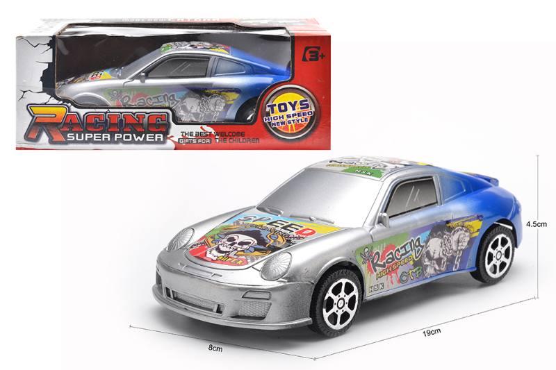 Inertial toy car model friction racing car toys No.TA254600
