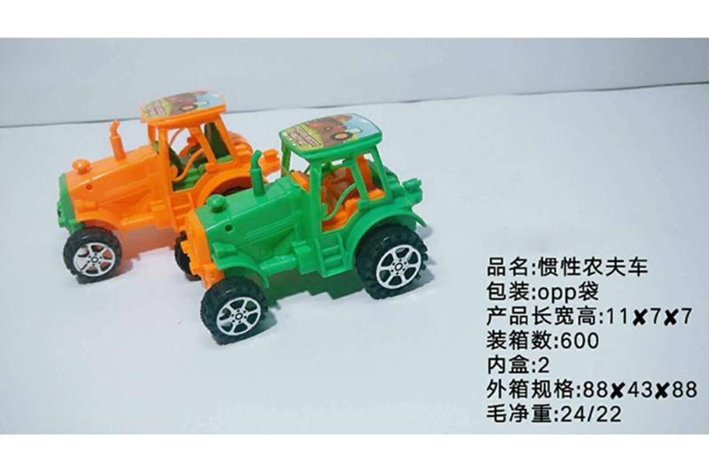 Inertia car toy inertia farmer car No.TA258552
