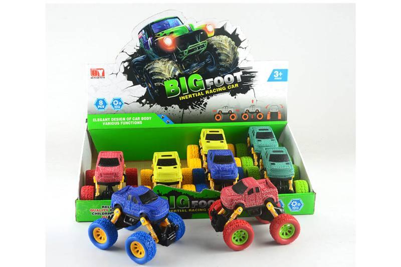Friction toy Inertia climbing car No.TA260384