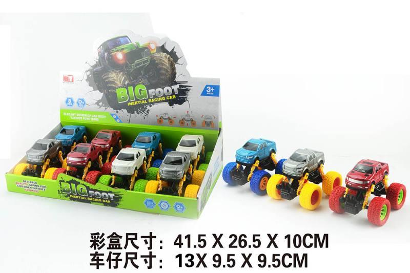 Friction toy Inertia climbing car No.TA260386