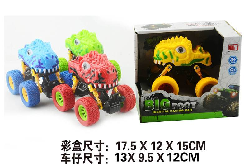 Friction toy Inertia climbing car No.TA260387