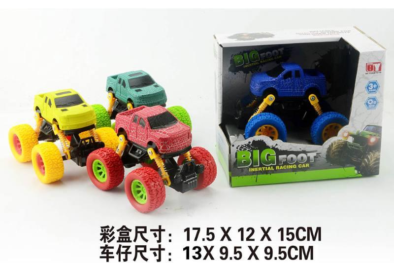 Friction toy Inertia climbing car No.TA260388