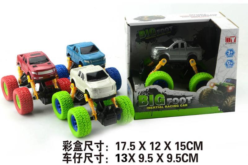Friction toy Inertia climbing car No.TA260389