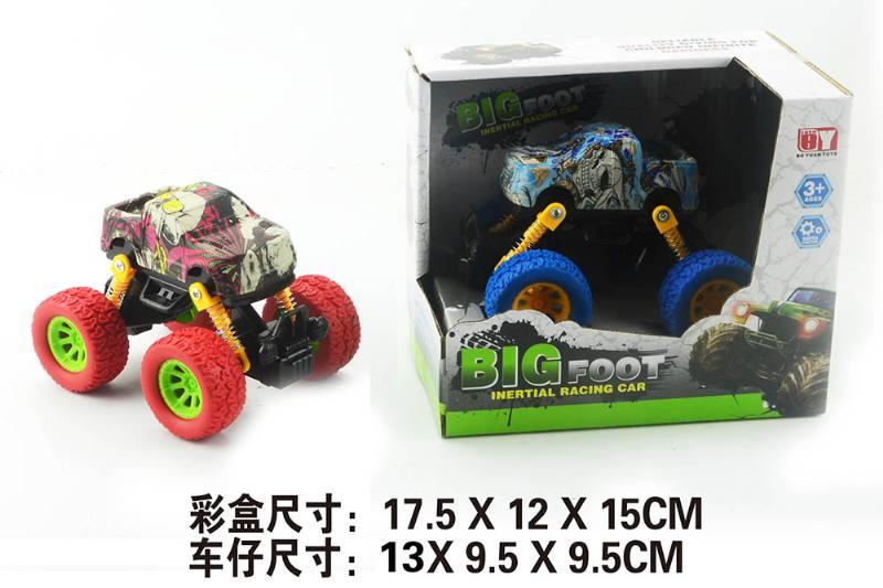 Friction toy Inertia climbing car No.TA260390