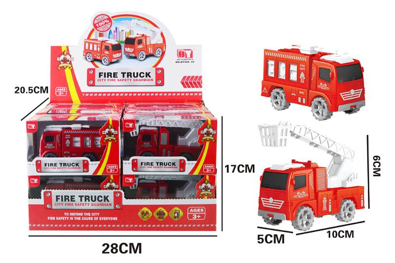 Friction toy Inertia car No.TA260391