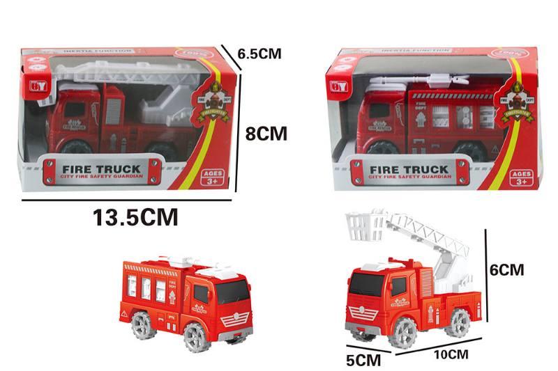 Friction toy Inertia car No.TA260392