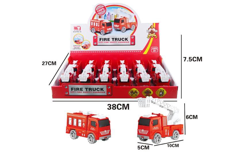 Friction toy Inertia car No.TA260393