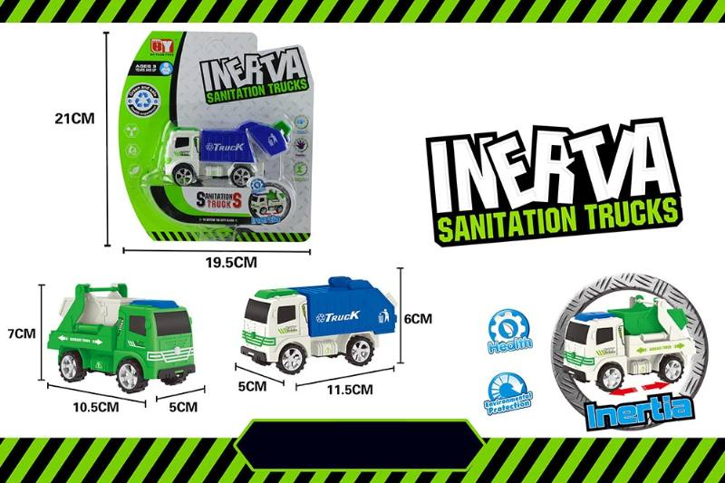 Friction toy Inertia car No.TA260394