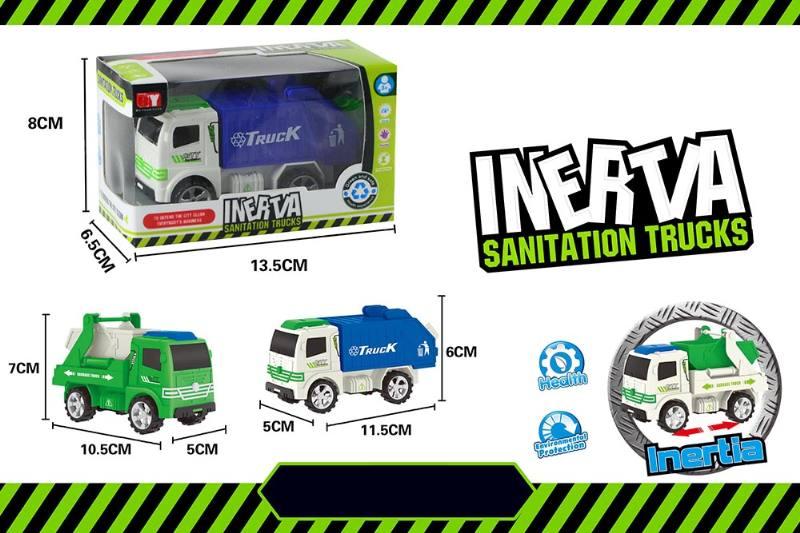 Friction toy Inertia car No.TA260395