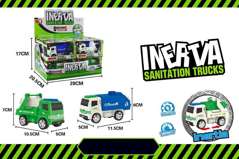 Friction toy Inertia car No.TA260396
