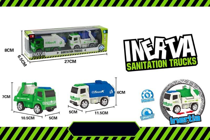 Friction toy Inertia car No.TA260397