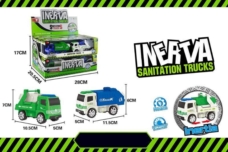 Friction toy Inertia car No.TA260398