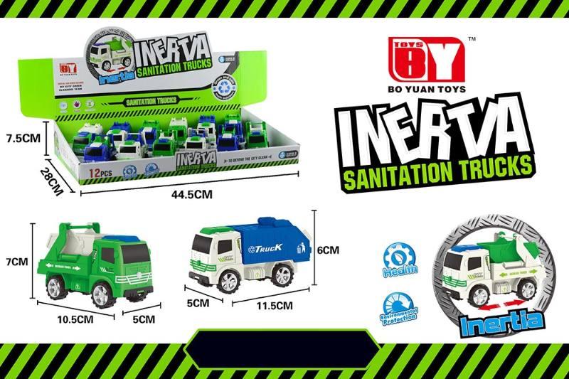 Friction toy Inertia car No.TA260399