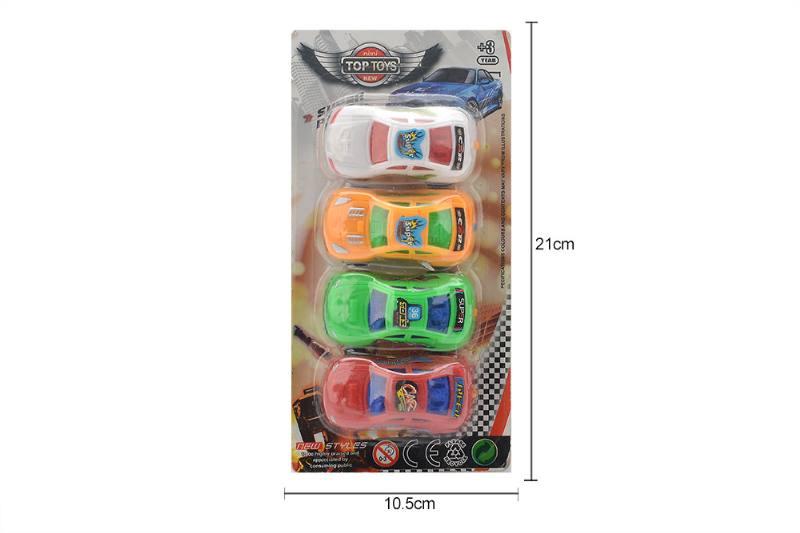Pull back car toys set No.TA258768