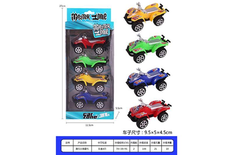 Free wheel toy car off-road beach motorcycle No.TA257985