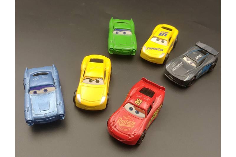 Alloy Toys Pull back car mobilization alloy car (6 mixed) No.TA254723