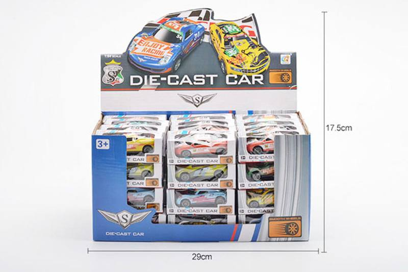 Alloy pull back toy car No.TA255266