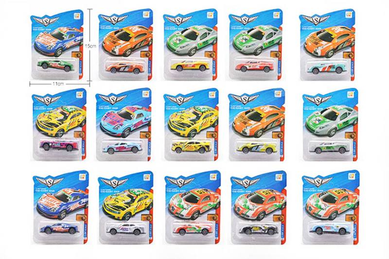 Alloy pull back toy car No.TA255267
