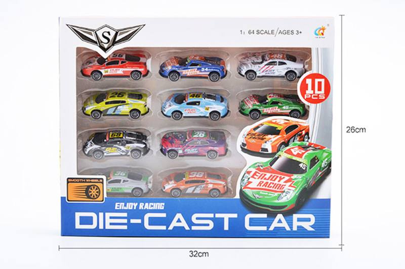 Alloy pull back toy car 1:64 pull back alloy car No.TA255269