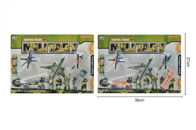 Pull back military soldier toys No.TA258187