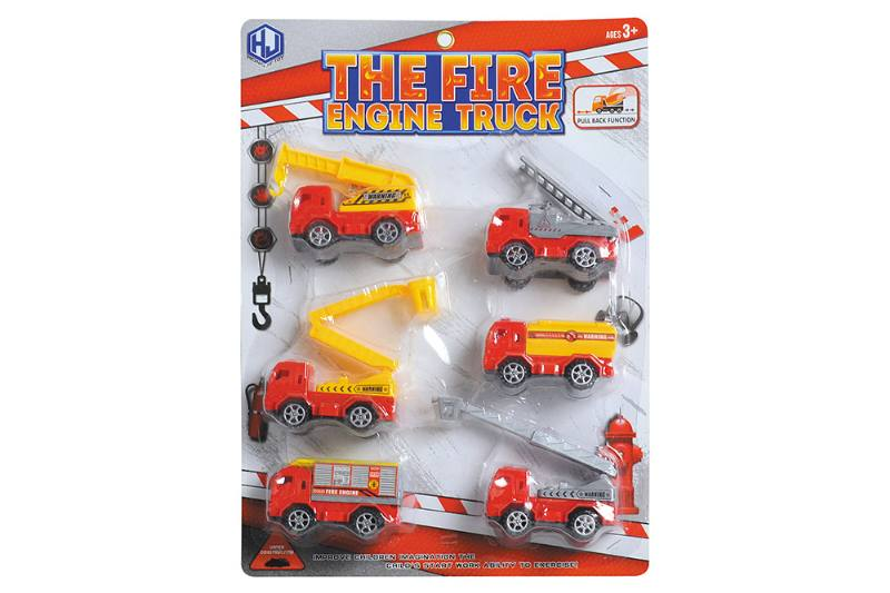 Pull back cars Construction vehicle toys No.TA259411