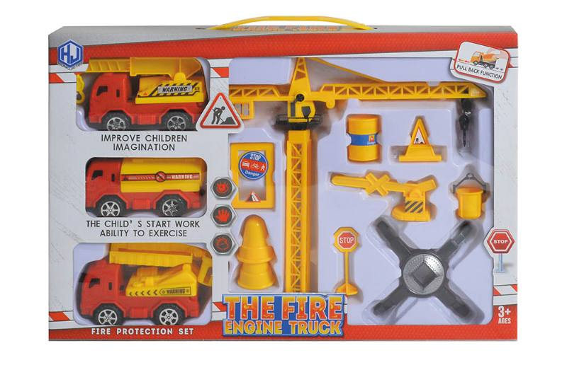 Pull back cars Construction vehicle toys No.TA259423