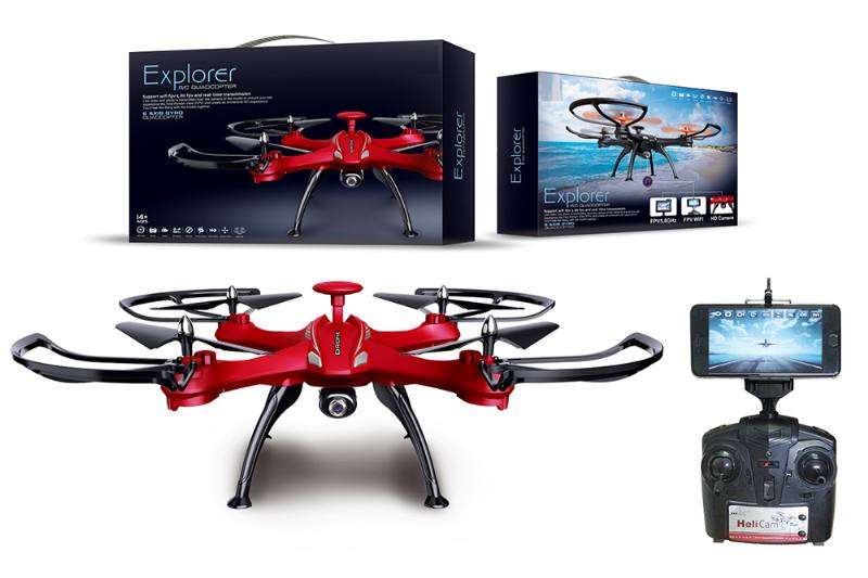 Remote control aircraft UFO toy 2.4G with light 6-axis gyroscope remote control  No.TA254739