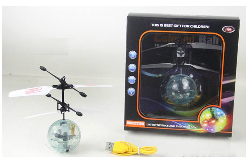 Inductive flying flash ball (3s start without remote control) NO.TA262896