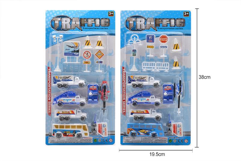 Pull back plane airport toys No.TA258169