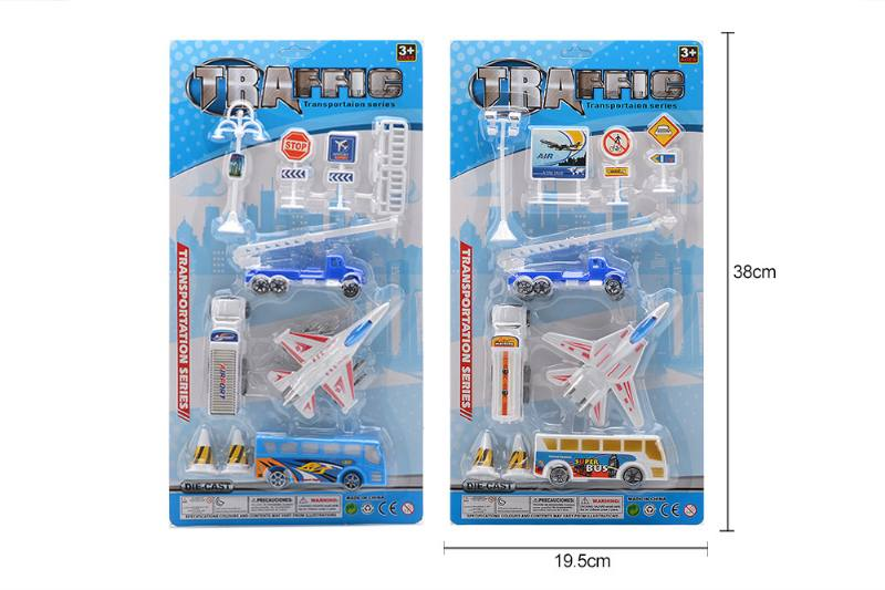 Pull back plane airport toys No.TA258176