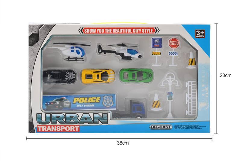 Metal Alloy plane airport toys No.TA258179